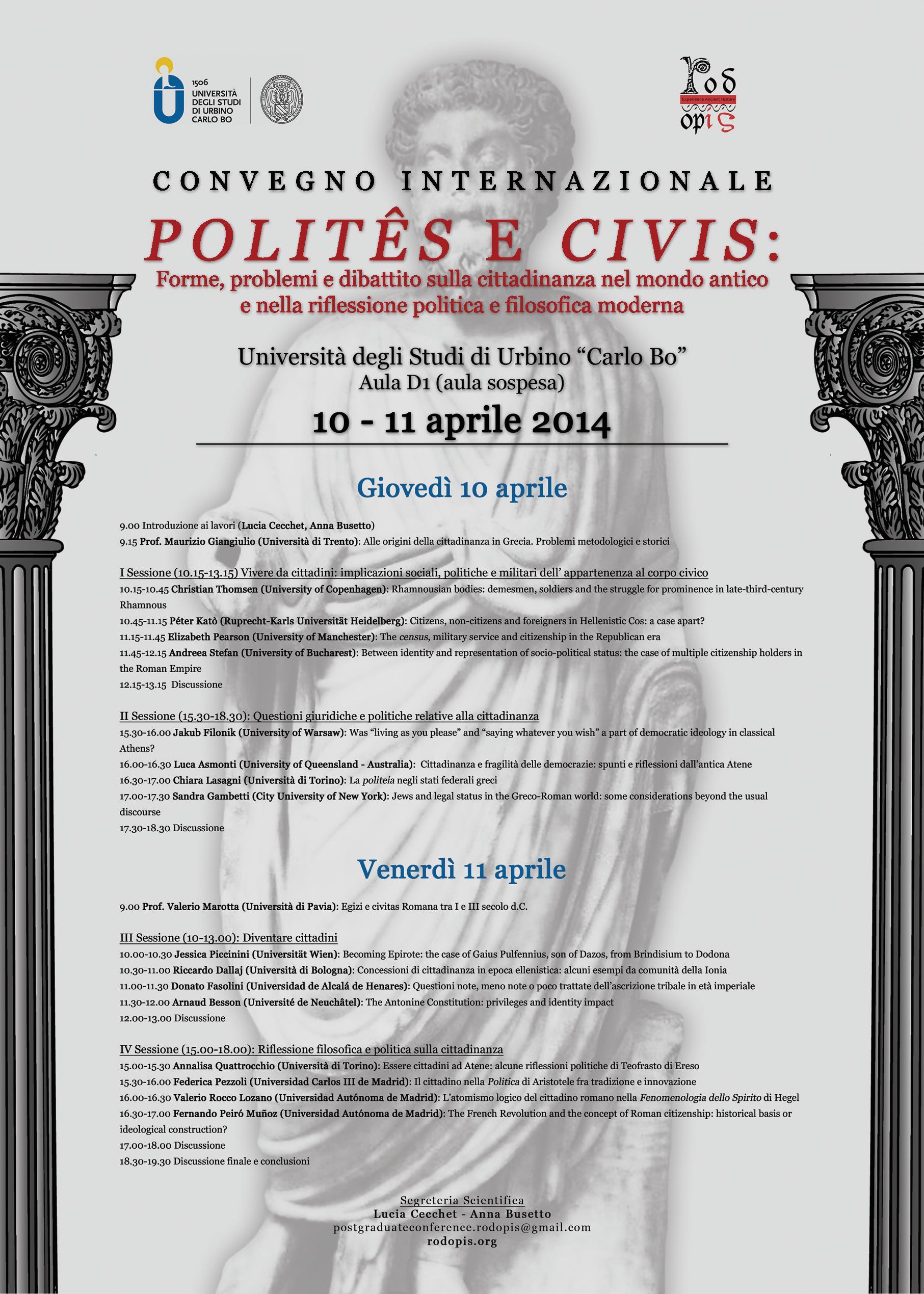 Polites e Civis
